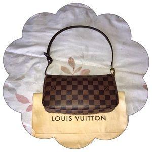 Louis Vuitton Damier Ebene Pochette NM